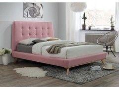 Кровать Кровать Signal Dona 160x200 (розовый)