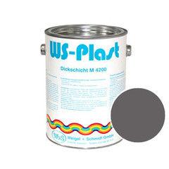 Краска Краска WS-Plast M 4200 0003 0.75л