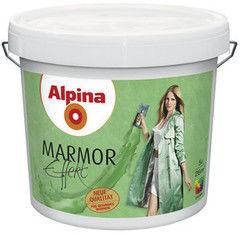 Шпатлевка Шпатлевка Alpina Marmor Effekt (5л)