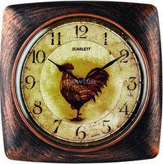 Часы Часы Scarlett Настенные часы Scarlett SC-WC1003K