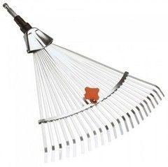 Посадочный инструмент, садовый инвентарь, инструменты для обработки почвы Gardena Грабли веерные регулируемые 03103-20