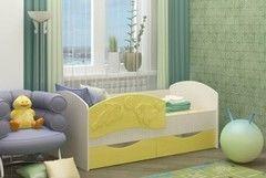 Детская кровать Детская кровать Регион 058 Дельфин-3 МДФ (фасад 3Д)