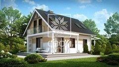 Свой Дом Проект двухэтажного дома 9