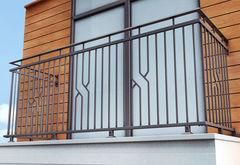 Элементы ограждений и лестниц Wisniowski Балконные и террасные ограждения