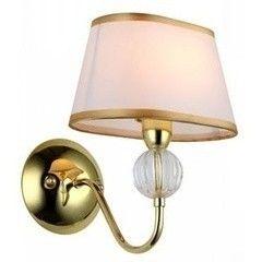 Настенный светильник Arte Lamp White Hall A4021AP-1GO