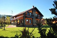 Строительство домов Дом с мансардой ИП Сопин А.В. Пример 48