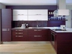 Кухня Кухня The Мебель Пример 22
