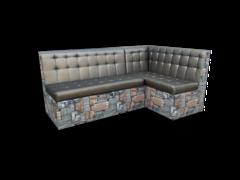 Кухонный уголок, диван Виктория Мебель Габо СК 2215