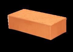 Кирпич Керамический кирпич ОАО «Керамика» (Витебский кирпич) керамический рядовой полнотелый одинарный (Цех №1) с фаской