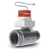 Комплектующие для систем водоснабжения и отопления Аквасторож Шаровой электрокран  Classic-25