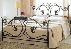 Кровать Кованая кровать Мани Фест Кованая №7