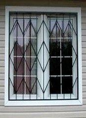 Решетка Решетка СтальТорм Пример 118 (на окна)