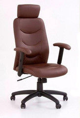 Офисное кресло Офисное кресло Halmar Stilo (коричневое)