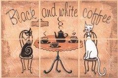 Плитка Плитка Opoczno Sagra orange composition coffee 20x30
