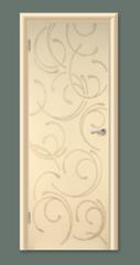 Межкомнатная дверь Межкомнатная дверь Древпром Л84