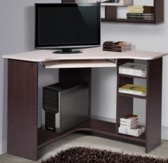 Письменный стол Мебель-Класс Техно МКД-221 (венге/дуб шамони)
