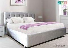 Кровать Кровать УЮТ Венеция 100x200 (Sharm 810)