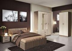 Спальня Настоящая мебель Ронда №2 ясень