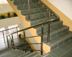 Элементы ограждений и лестниц Ryterna Пример 1