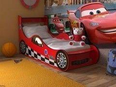 Детская кровать Детская кровать СлавМебель Машинка