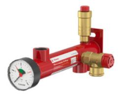 Комплектующие для систем водоснабжения и отопления Meibes Комплект для настенного монтажа Flexconsole R Plus (27990)