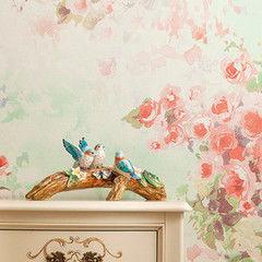 Обои Loymina Коллекция Sialia Jardin des roses