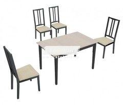 Обеденный стол Обеденный стол СтолПлит Диез Т1 + Этюд Т4