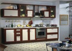 Кухня Кухня Алфексгрупп №56 (Рамочный МДФ)