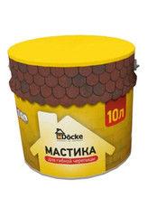 Docke Мастика для гибкой черепицы (10 л)