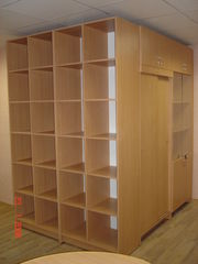 Шкаф офисный Фельтре Пример 5