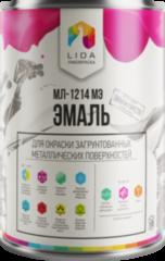 Эмаль Эмаль Lida МЛ-1214 МЭ