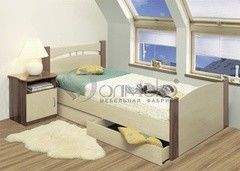 Детская кровать Детская кровать Олмеко с ящиком