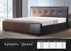 Кровать Кровать МебельПарк Диана (180х200)