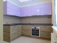 Кухня Кухня Novalux Пример 109