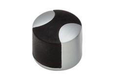 System Furniture Ограничитель DS1005 CBM матовый хром