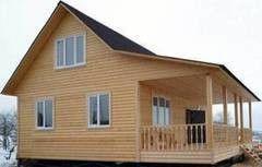 Каркасный дом Каркасный дом ИП Гуща В.Л. Пример 12