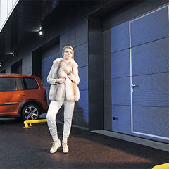 Alutech Автоматические для СТО и автосервисов ProPlus 4000×4000 мм