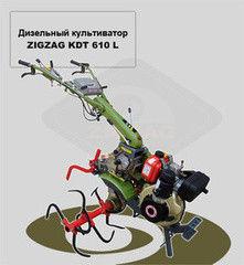 Культиватор Культиватор Zigzag KDT 610L