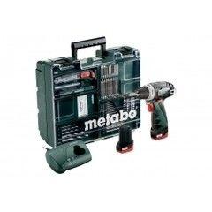 Шуруповерт Шуруповерт Metabo Metabo PowerMaxx BS Basic Set [600080880]