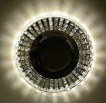 Встраиваемый светильник LBT D0460+LED