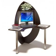 Письменный стол Стол компьютерный Сокол-Мебель КСТ-101 (венге)