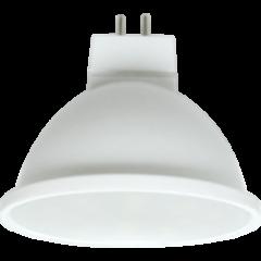 Лампа Лампа Ecola MR16 LED 8,0W 220V GU5.3 2800K матовое стекло (композит) 51x50