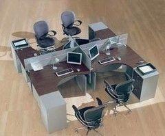 Мебель для персонала Eight rooms Пример 63