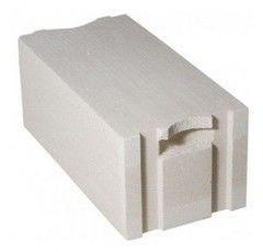 Блок строительный Забудова из ячеистого бетона пазогребневые 600x500x250