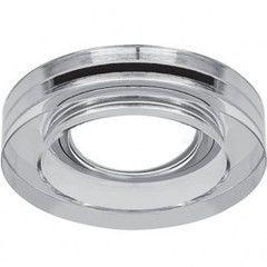 Встраиваемый светильник Gauss Glass CR037