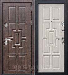 Входная дверь Входная дверь Сталлер Квадро