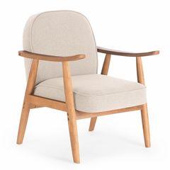 Кресло Кресло Halmar Retro (бежевый)