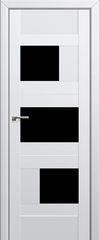 Межкомнатная дверь Раздвижные двери ProfilDoors 39U Аляска черный триплекс