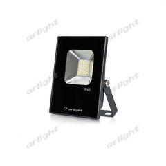 Прожектор Прожектор Arlight AR-FLAT-ICE-10W-220V Warm (Black, 120 deg)