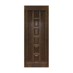 Межкомнатная дверь Межкомнатная дверь Поставский мебельный центр ДГ 11 (Тёмный орех)